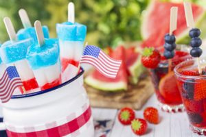 healthy july 4th feast