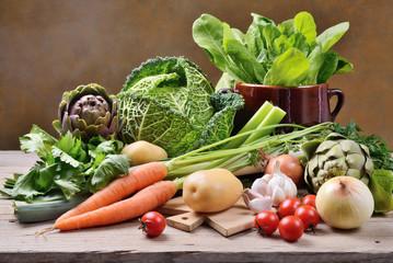 top winter vegetables