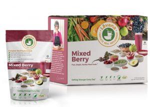 berry health benefits
