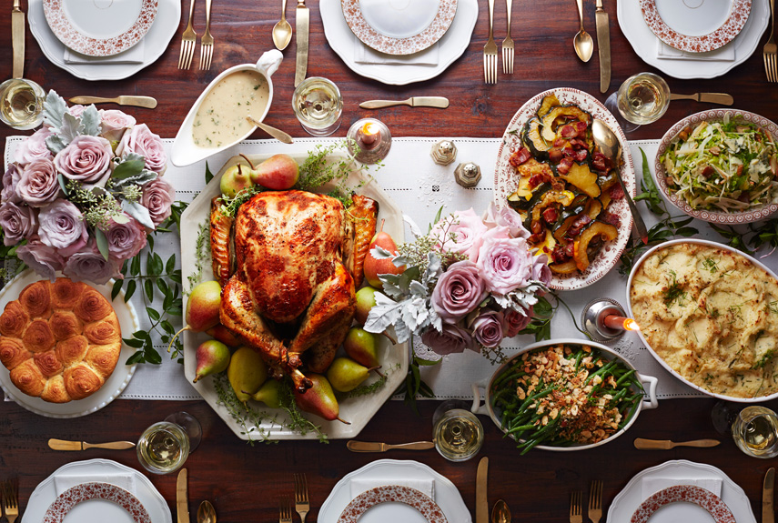 The Healthy Thanksgiving Feast Levana Nourishments