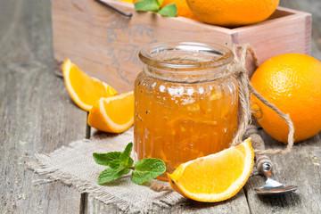 sugar-free citrus marmalade