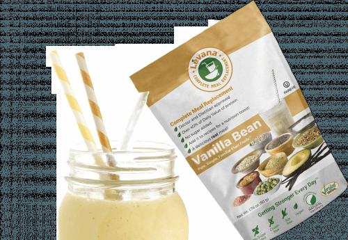 Levana Nourishments - Vanilla Bean Powder Pour