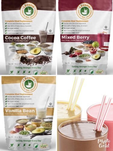 """""""nutrition"""" shakes"""